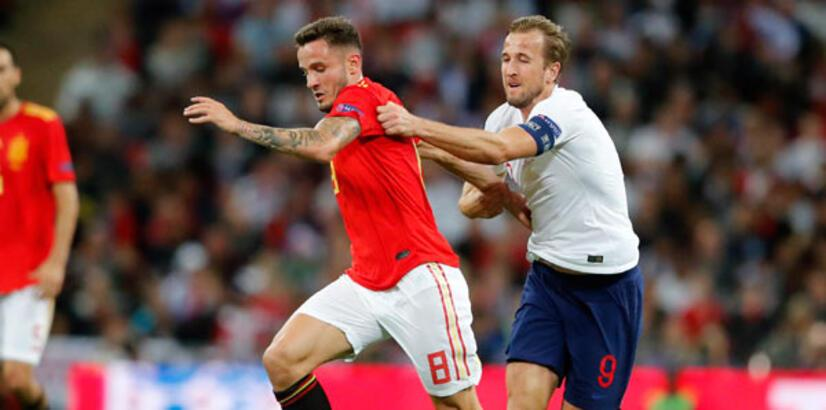 İngiltere - İspanya: 1-2
