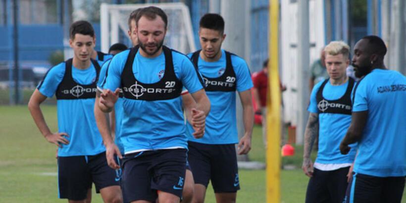 Adana Demirspor'da Hatay hazırlıkları