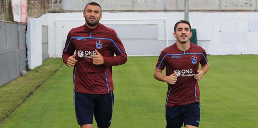 Trabzonspor'da Alanyaspor mesaisi!