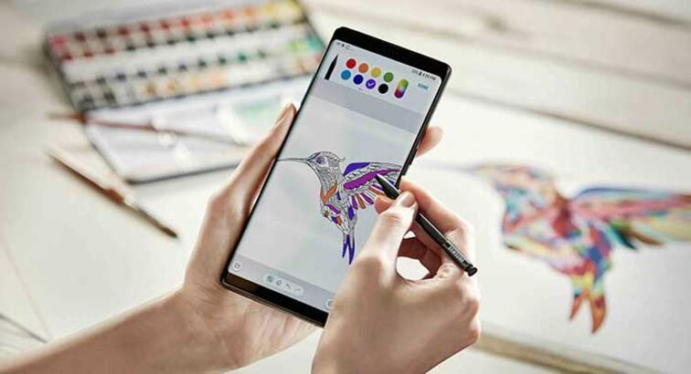 Galaxy Note 9'daki S Pen butonu çeşitli uzaktan fonksiyonlar için özelleştirilebilir! Nasıl mı?