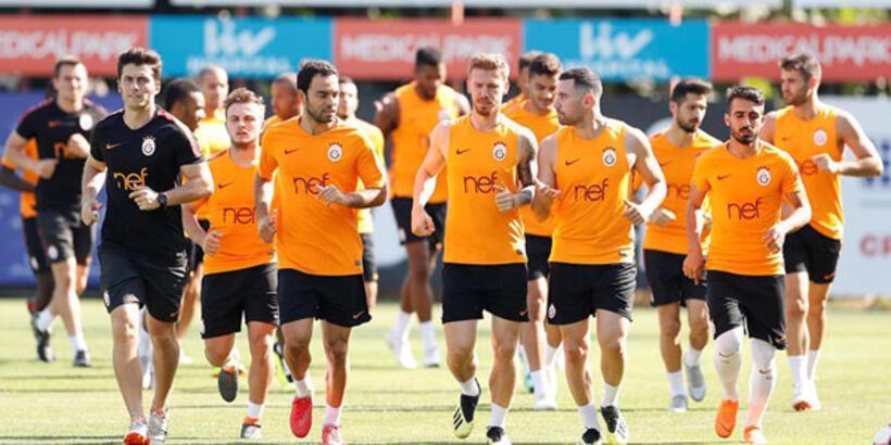 İşte Galatasaray'ın 21 kişilik Şampiyonlar Ligi kadrosu