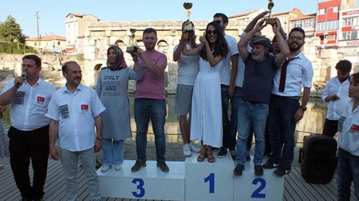 Sinema ve tiyatro oyuncuları Yozgat'ın tanıtımı için yarıştı