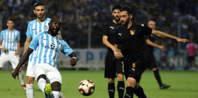 Adana Demirspor - İstanbulspor: 2-2