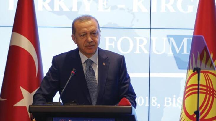 Son Dakika... Cumhurbaşkanı Erdoğan'dan 'dolar' açıklaması: Yavaş yavaş son vermemiz gerekiyor