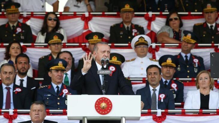 Cumhurbaşkanı Erdoğan: MSÜ'den geriye dönüş mümkün değildir