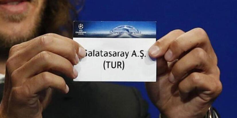 Galatasaray'ın muhtemel rakipleri belli oldu!