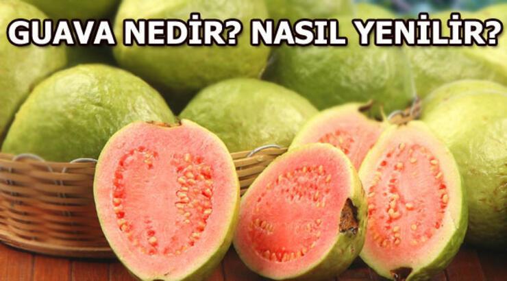 Guava nedir? Guava meyvesi nasıl tüketilir?