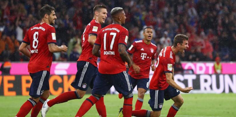 Bayern Münih-Hoffenheim: 3-1