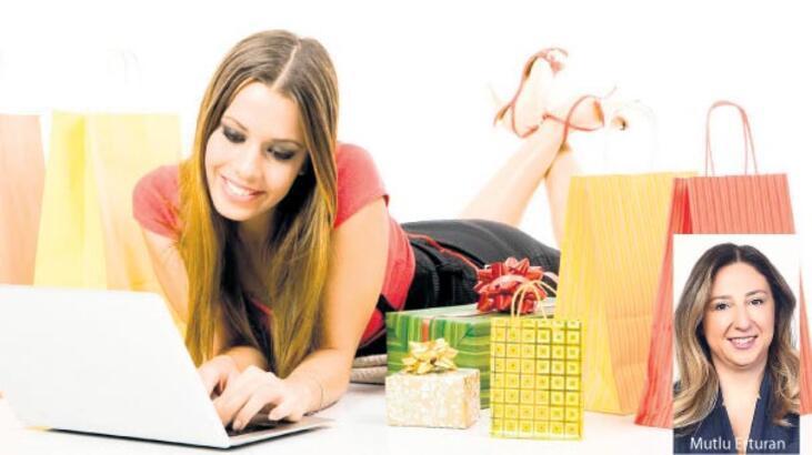 Online alışverişte bayram rüzgârı esti
