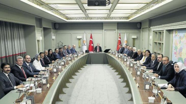 İşte Erdoğan'ın yeni A takımı