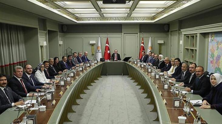 Son dakika | İşte AK Parti'nin MYK'sı! Yeni sözcü belli oldu...