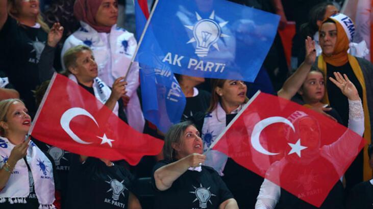 Son dakika: AK Parti'nin MKYK listesi belli oldu