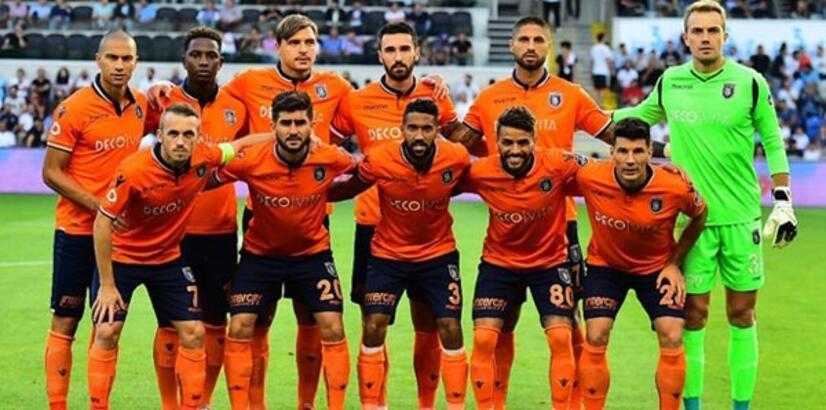 Başakşehir, Avrupa kupalarındaki 18. maçında