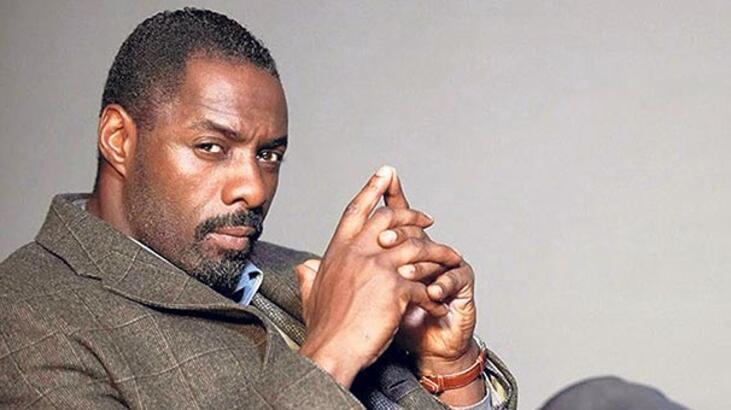 İlk siyah Bond, Elba mı?