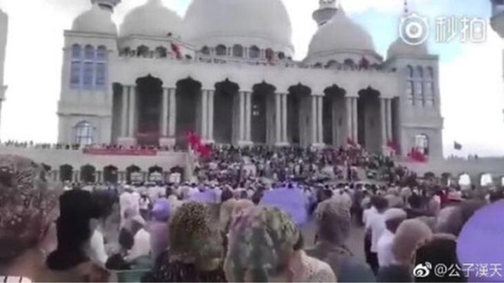 Son dakika... Çin'den skandal karar: Camiyi yıkacaklar!