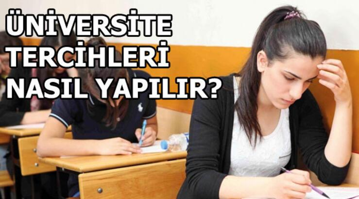 Üniversite tercihleri devam ediyor! ÖSYM YKS tercihleri nasıl yapılır?
