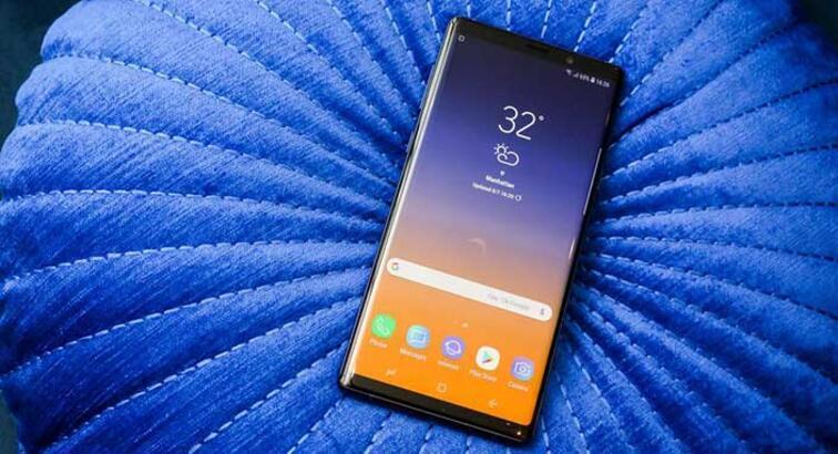 Samsung, Galaxy Note 9 için değişim kampanyası başlattı