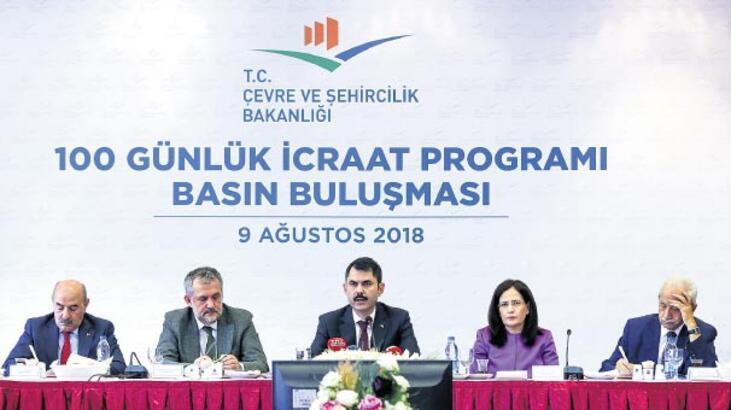 Çevre ve Şehircilik Bakanı'ndan imar barışı çağrısı: Bu son barış