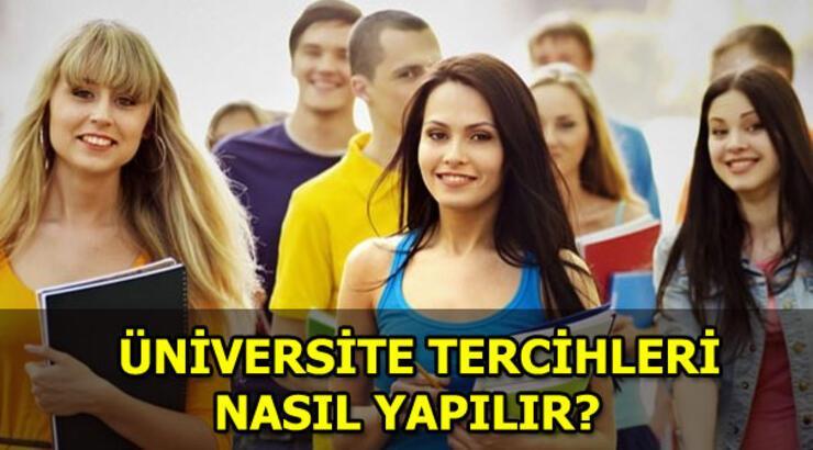 YKS tercihleri başladı! Üniversite tercihi nasıl yapılır?