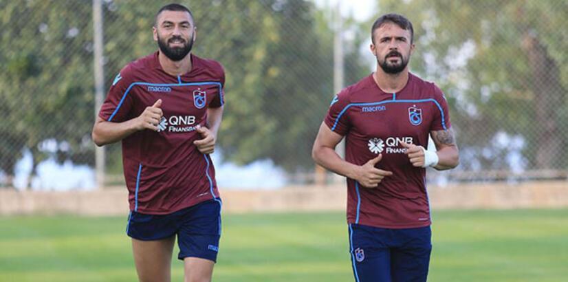 Trabzonspor'da Başakşehir hazırlığı!