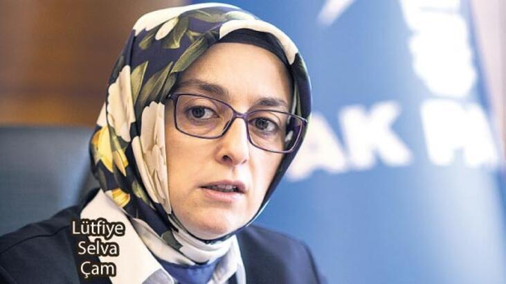 Çam, yeniden Ak Parti Kadın Kolları Genel Başkanı: Milletimiz için çalışacağız