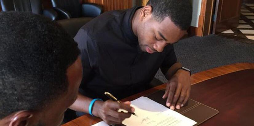 Darüşşafaka, NBA'e giden yeni transferi Jordan Loyd'dan bonservis aldı