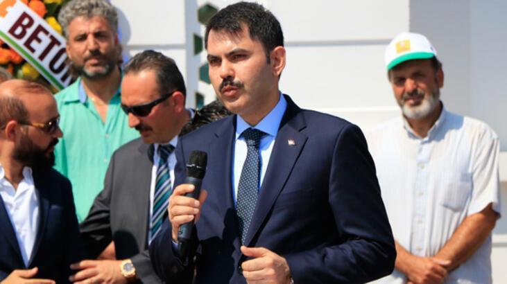 Bakan Kurum: Konya'da alt gelir grubu için konutlar yapılacak