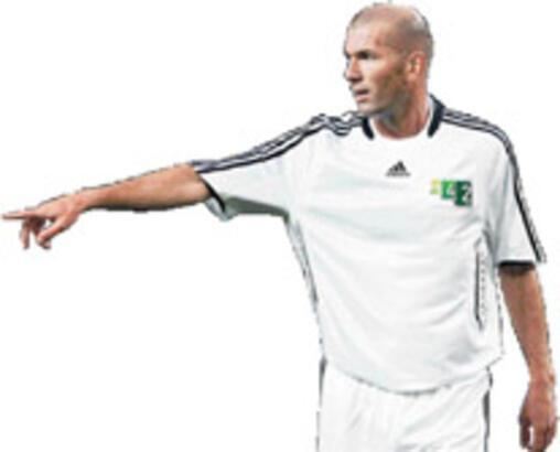 Yeniköy Zidane'ı bekliyor!