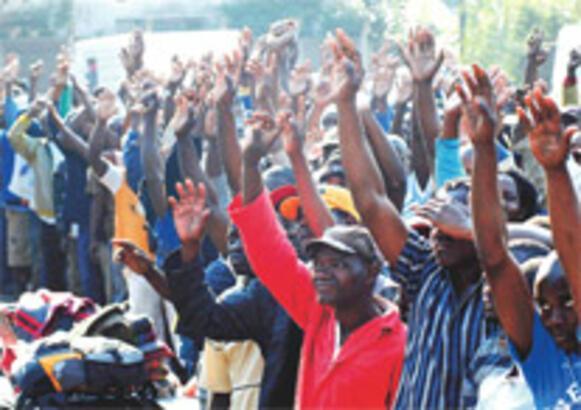 G. Afrika'da 'ırkçı' dehşeti