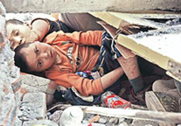 Çin'de 'tek çocuk' depremi
