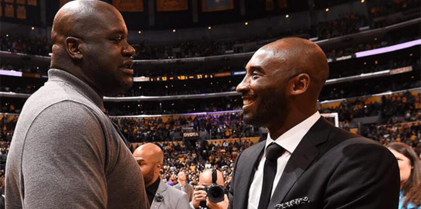 Shaquille O'Neal: 'Duyduğuma göre Kobe dönüyor...'