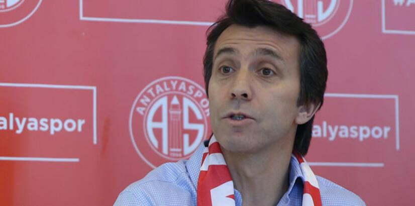 Antalyaspor zor durumda! Bülent Korkmaz idmanı iptal etti...