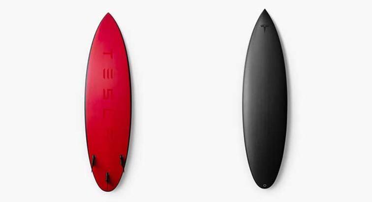 Elon Musk, şimdi de sörf tahtası işine giriyor