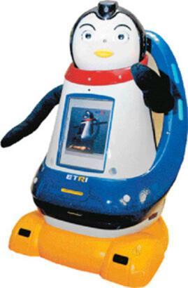 Yeni ev hayvanı: Robot penguen
