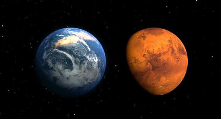 Mars, 15 yıl sonra Dünya'ya en yakın konuma gelecek