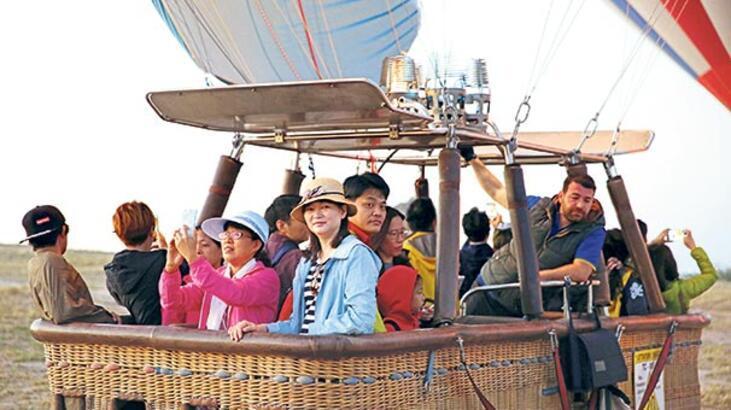 Çin'den 'romantik turist' akını