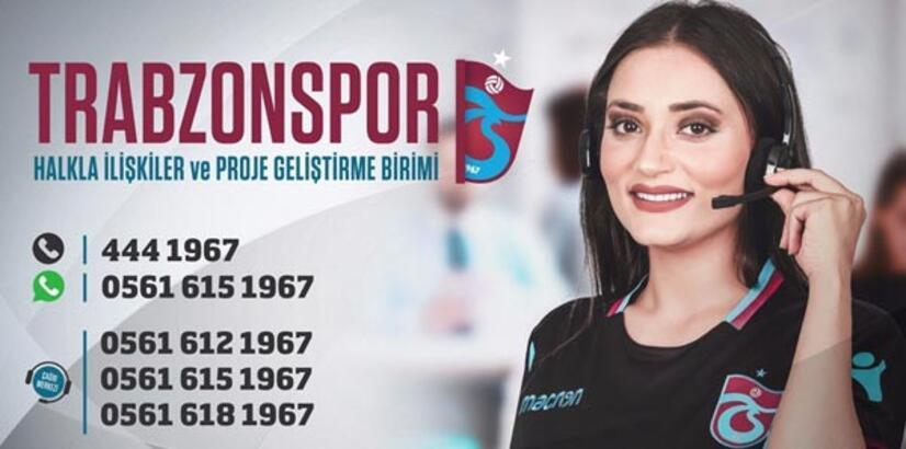 Trabzonspor'da halkla ilişkiler ve proje geliştirme birimi  oluşturuldu