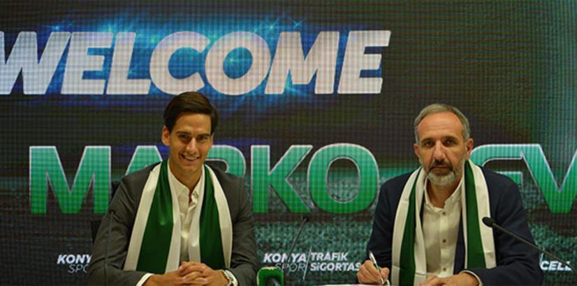 Marko Jevtovic Atiker Konyaspor'da!