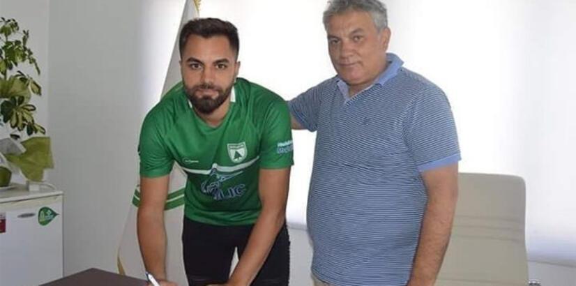 Muğlaspor Zeki'yle imzaladı