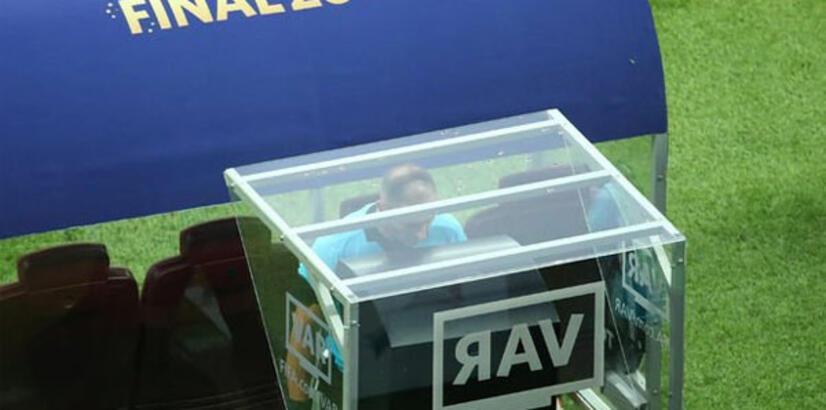 """Dünya Kupası'na """"VAR"""" damgası"""