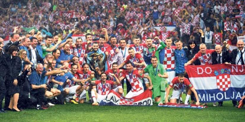 Hırvatistan'dan unutulmaz başarı