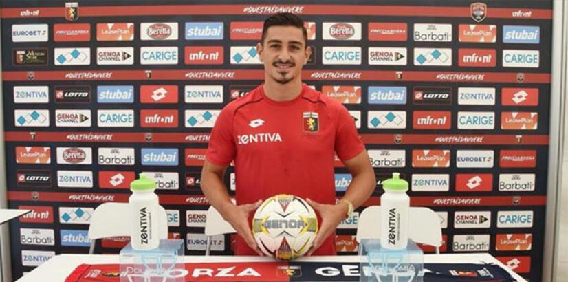 Koray Günter, Genoa'ya transfer oldu