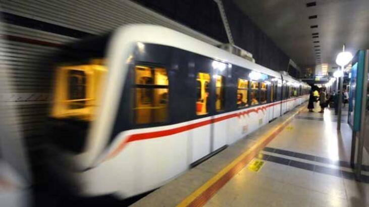 Sürücüsüz metronun ikinci etabı açılıyor