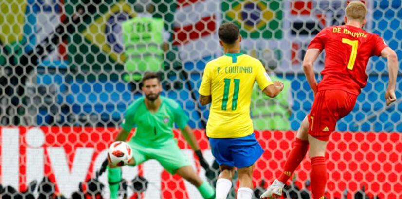 Dünya Kupası'nda yarı finaller başlıyor