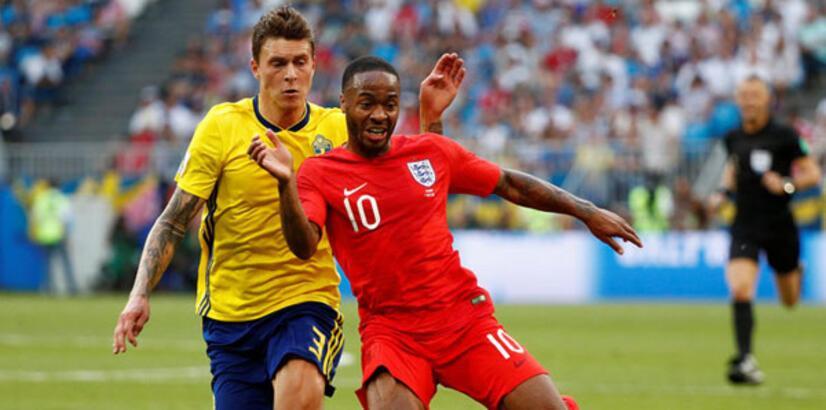 İsveç - İngiltere: 0-2
