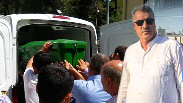 MHP eski il başkanının feci ölümü