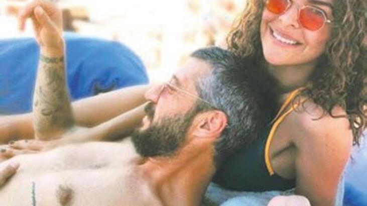 Tümer Metin'den aşk paylaşımı