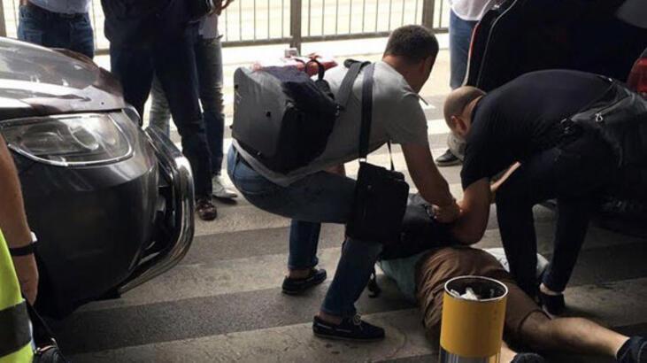 Ukrayna'da uyuşturucu çetesi lideri Türk yakalandı