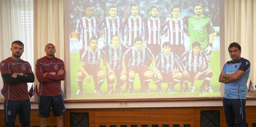 Trabzonspor'dan 2010-2011 pozu!