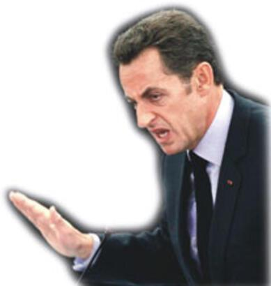 Nicolas Sarkozy, vudu bebeğine dava açacak